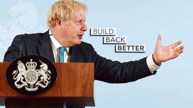 Brexit: Boris Johnson prend le risque d'un «no deal»