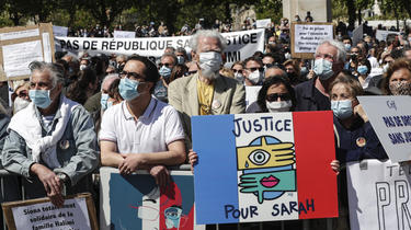 Les manifestants demandent le changement de la loi