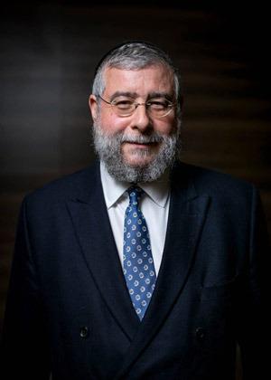 Le Grand Rabin Pinchas Goldschmidt