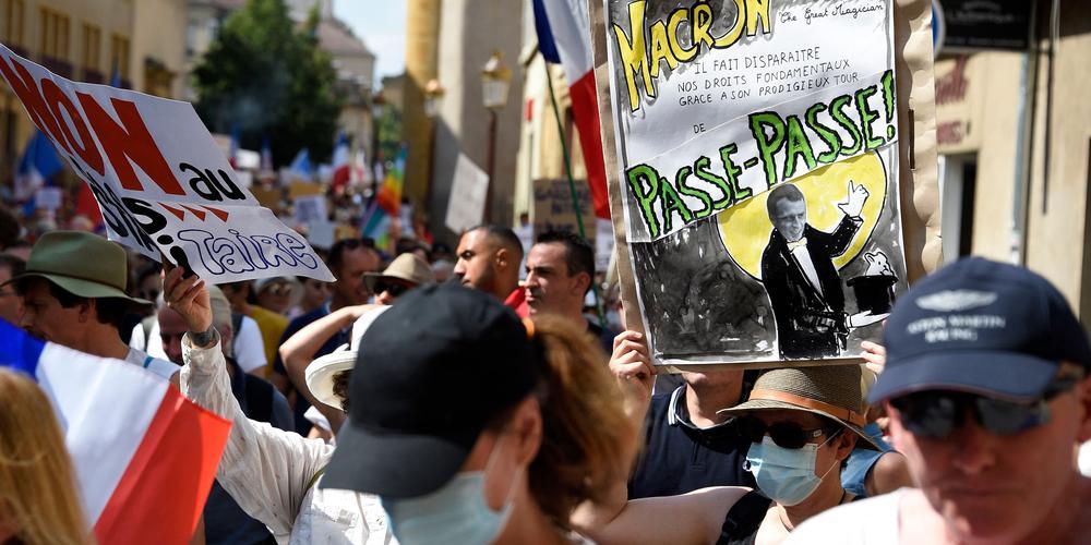 Une nouvelle pancarte avec une croix gammée et un message antisémite signalée