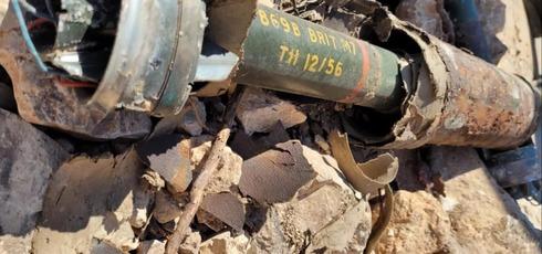 2 מרגמה נמצאו במהלך עבודות הרכבת הקלה ליד גבעת התחמושת בירושלים