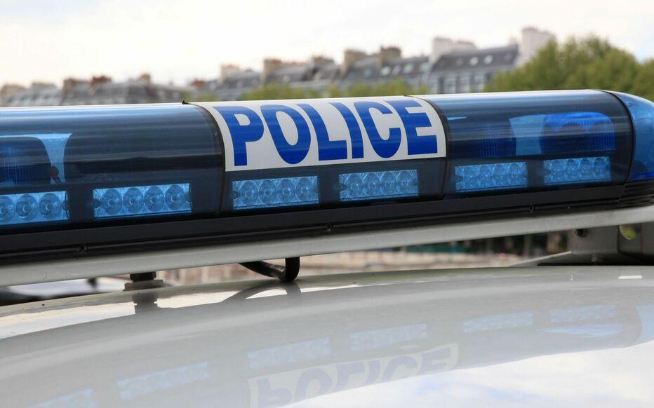 Illustration. La police a identifié et interpellé la conductrice qui a tenu ces propos. LP/Olivier Boitet.